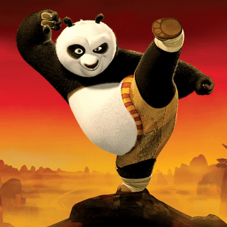 kungfu panda the movie