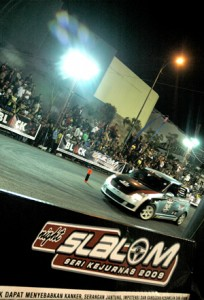 Djarum Black Night Slalom