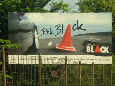Iklan Djarum Black