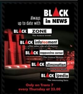 black in news