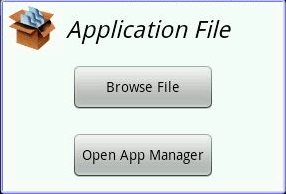 Instal APK Lewat ASTRO File Manager