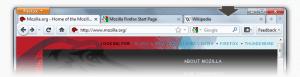 Mozilla Firefox 4 Beta
