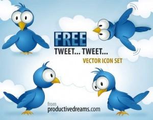 gambar ikon twitter
