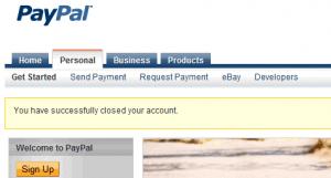 Cara Menutup Akun PayPal