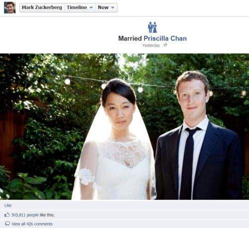 mark zuckerburg priscilla chan