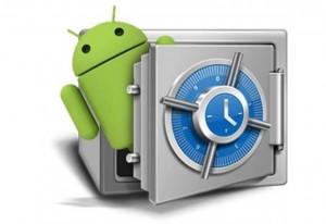 cara backup android