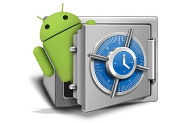 cara backup android