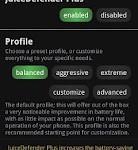 aplikasi android JuiceDefender - aplikasi android penghemat baterai