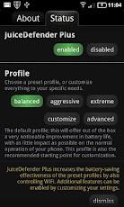 aplikasi android JuiceDefender