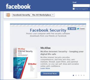 facebook anti virus marketplace