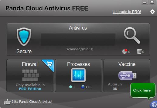 panda cloud antivirus 2 gratis