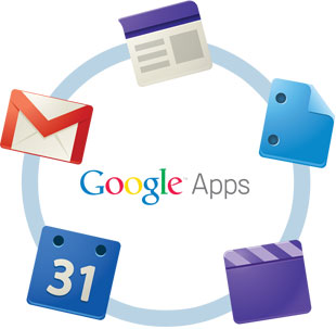 setting email dengan google apps