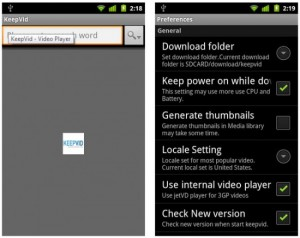 keepvid android app