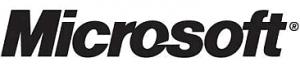 logo microsoft yang lama