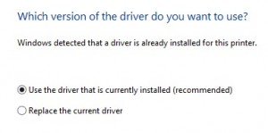 printer driver