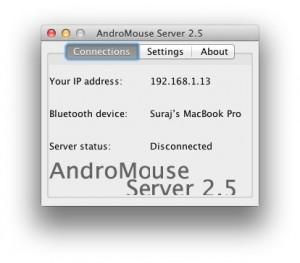 aplikasi desktop andromouse