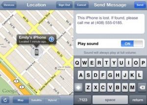 menemukan iphone dengan find my iphone