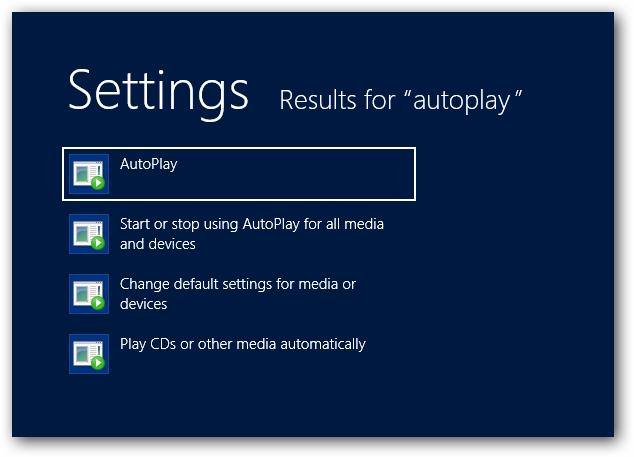autoplay setelah search
