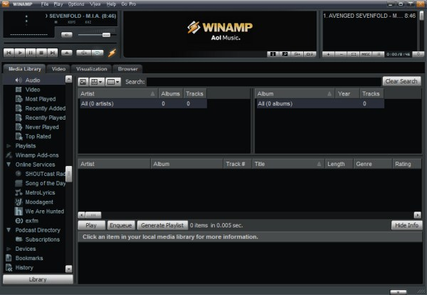 winamp 5.6