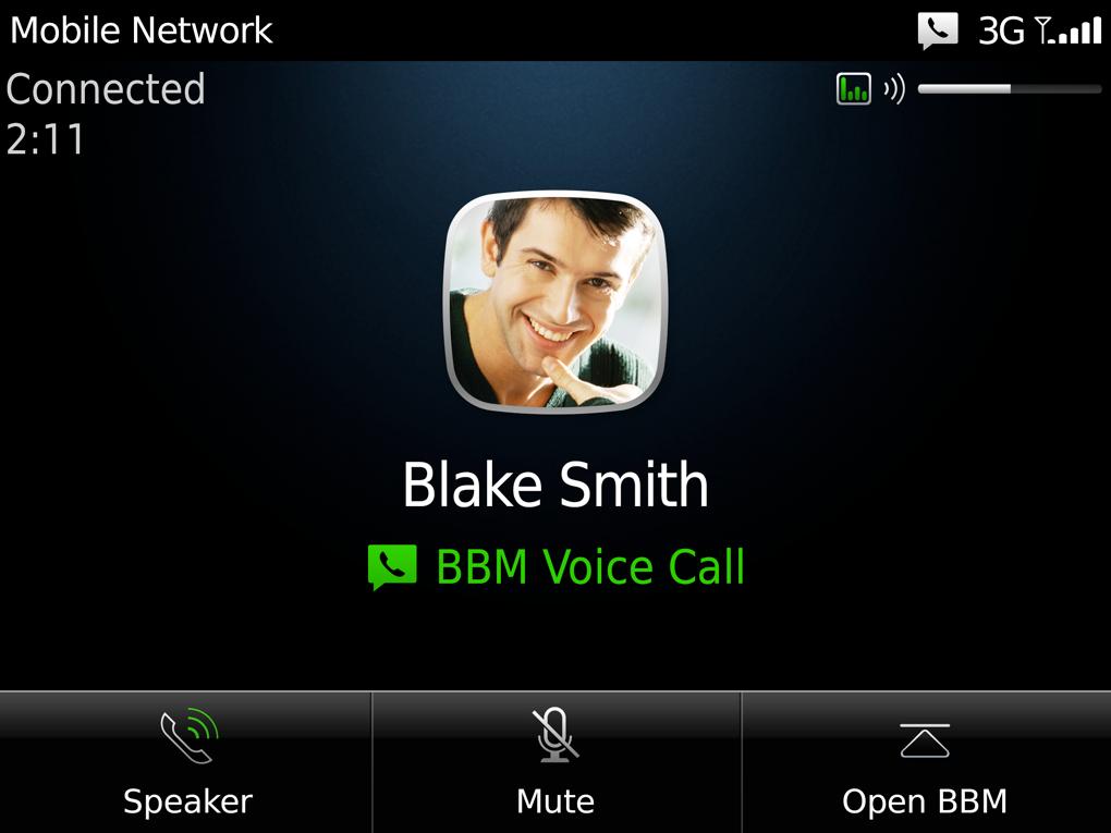 panggilan bbm voice