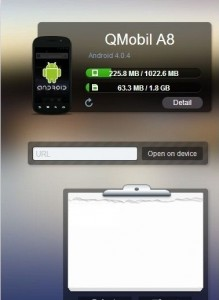 detail perangkat android di airdroid