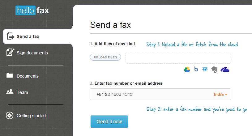 mengirim faksimile gratis