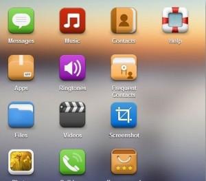 menu file di dashboard airdroid