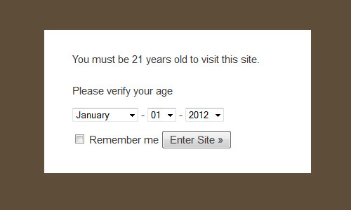 plugin age verify