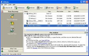 selamatkan data cd dvd dengan cdroller