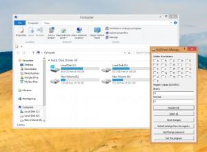 menyembunyikan harddisk di windows 8