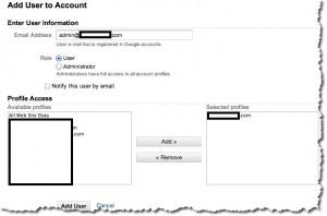 user dan role analytics
