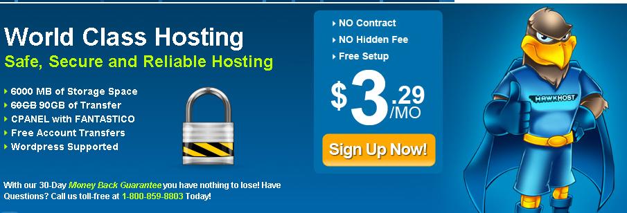 web hosting hawkhost