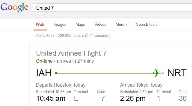 melacak penerbangan