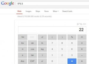 menghitung matematika di google