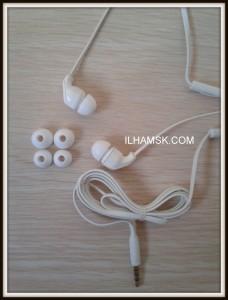 review lg earphone le-1700