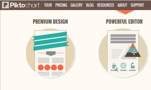 editor infografis piktochart