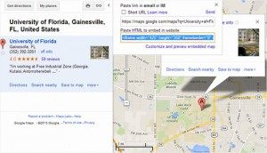 kode embed iframe google map
