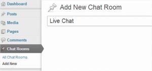 chatroom baru