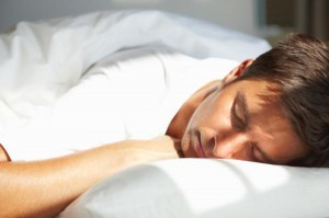 tidur malam yang cukup