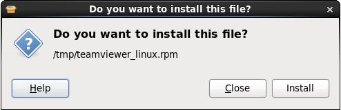 instal teamviewer