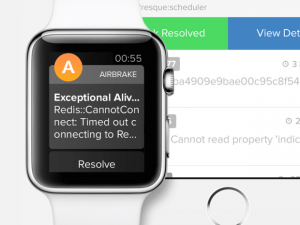 airbrake apple watch