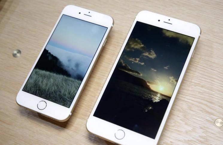 apple iphone 6 plus & iphone 6