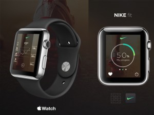 nike running apple watch