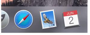 Flat Icons di Yosemite