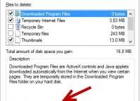 menghapus file tidak penting
