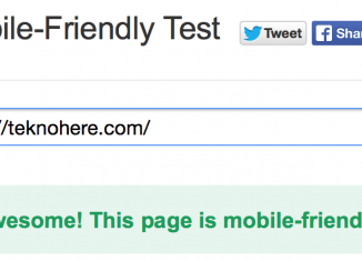 teknohere mobile friendly
