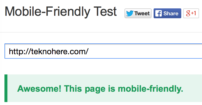 teknohere mobile friendly