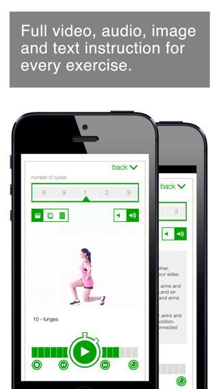aplikasi 7 minute workout challenge