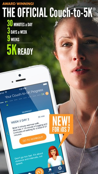 aplikasi coach to 5k