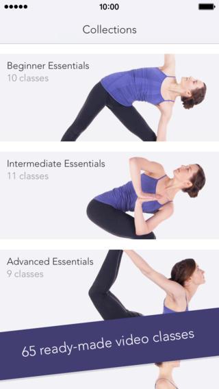 aplikasi yoga studio